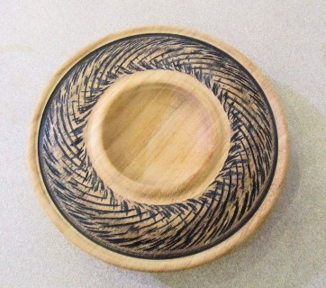 The finished bowl