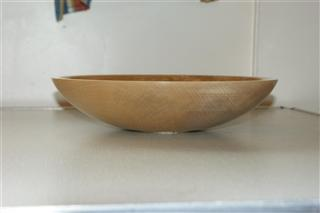 Side view of Norman's commended bowl