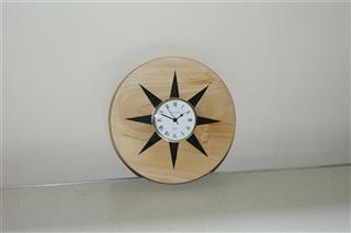 Clock won commended for Bert Lanham
