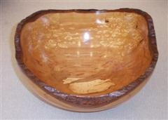 Howard's Natural Edge bowl