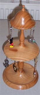 Keyring stand by Howard Overton