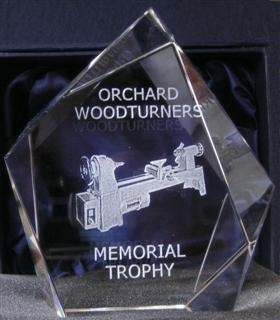 ORCHARD mEMORIAL Trophy