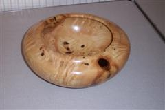 The runner up Ripple Ash Bowl